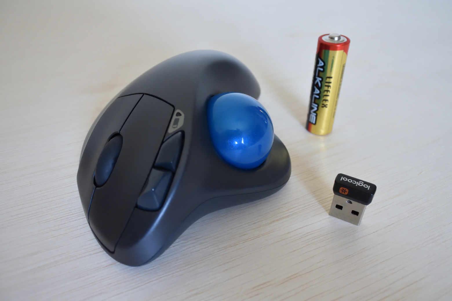 M570t:初心者にお勧めのロジクール製トラックボールマウス【インプレ】