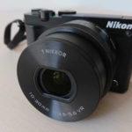 Nikon1 J5 カメラ