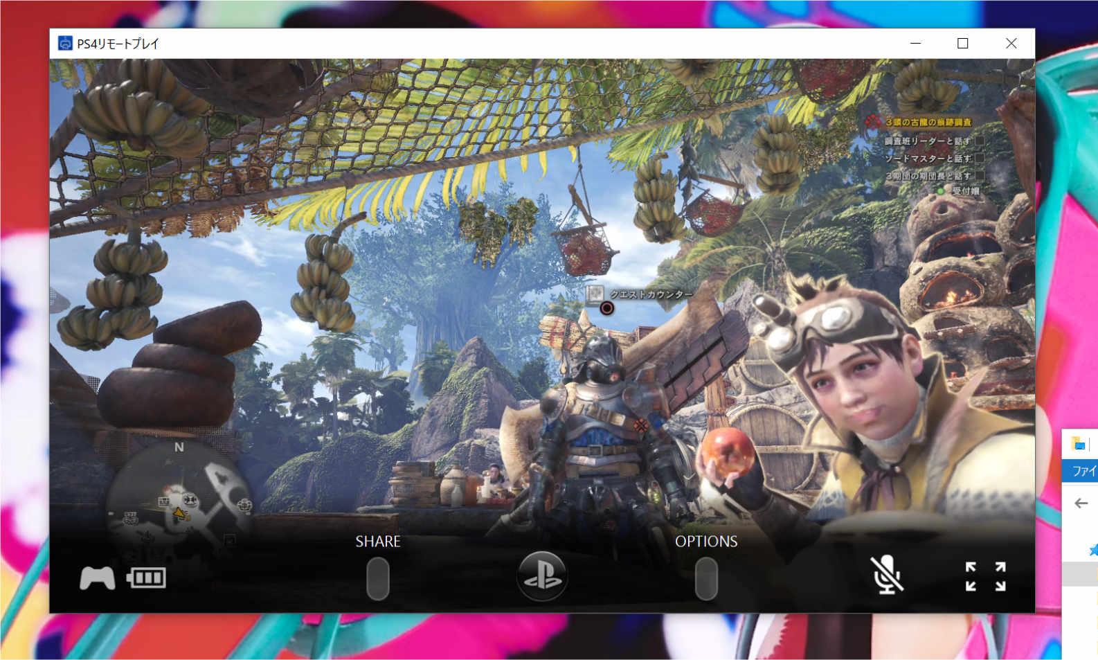 PlayStation4 Proのリモートプレイは最高1080pの解像度【PS4/Windows10/インプレ】