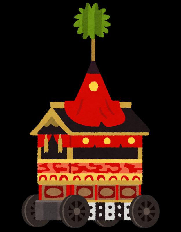 2017年の祇園祭の歩行者天国は7/15・16の2日間だけです