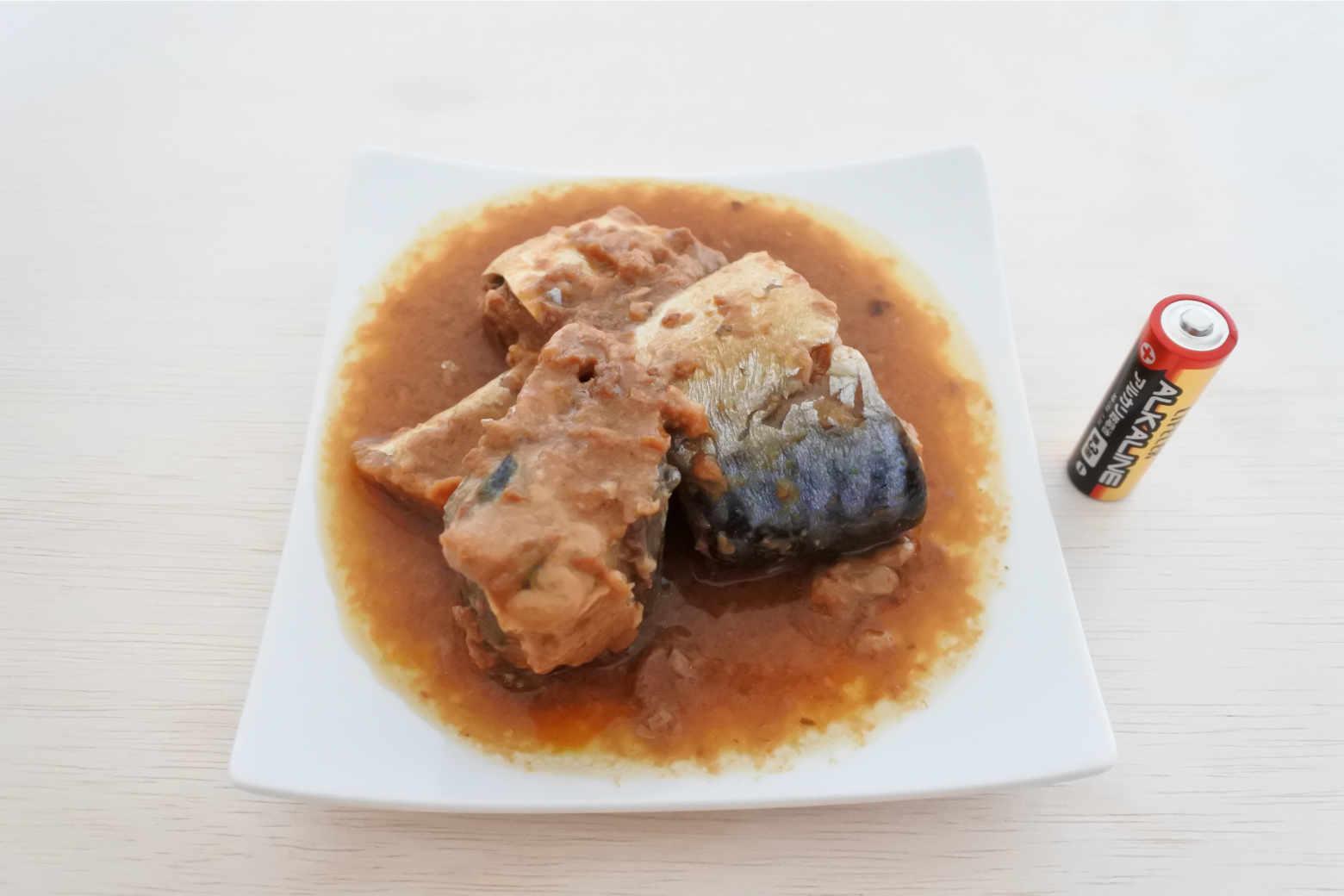 美味しい鯖 味噌煮