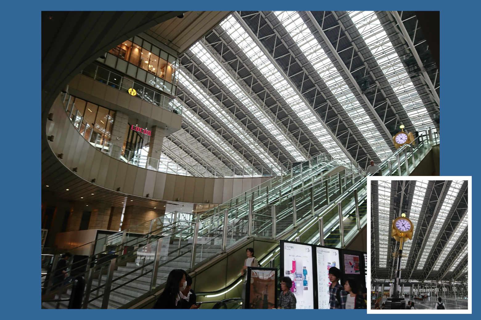 JR大阪駅構内