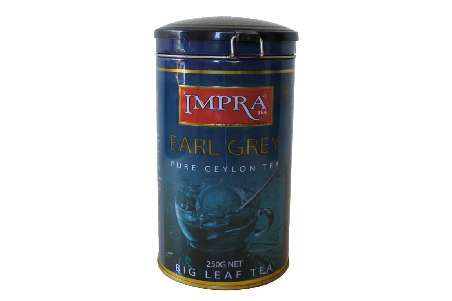【追記/2020/3/10】美味しい紅茶 IMPRAのEARL GREYで落ち着く午後のひととき【食レポ】