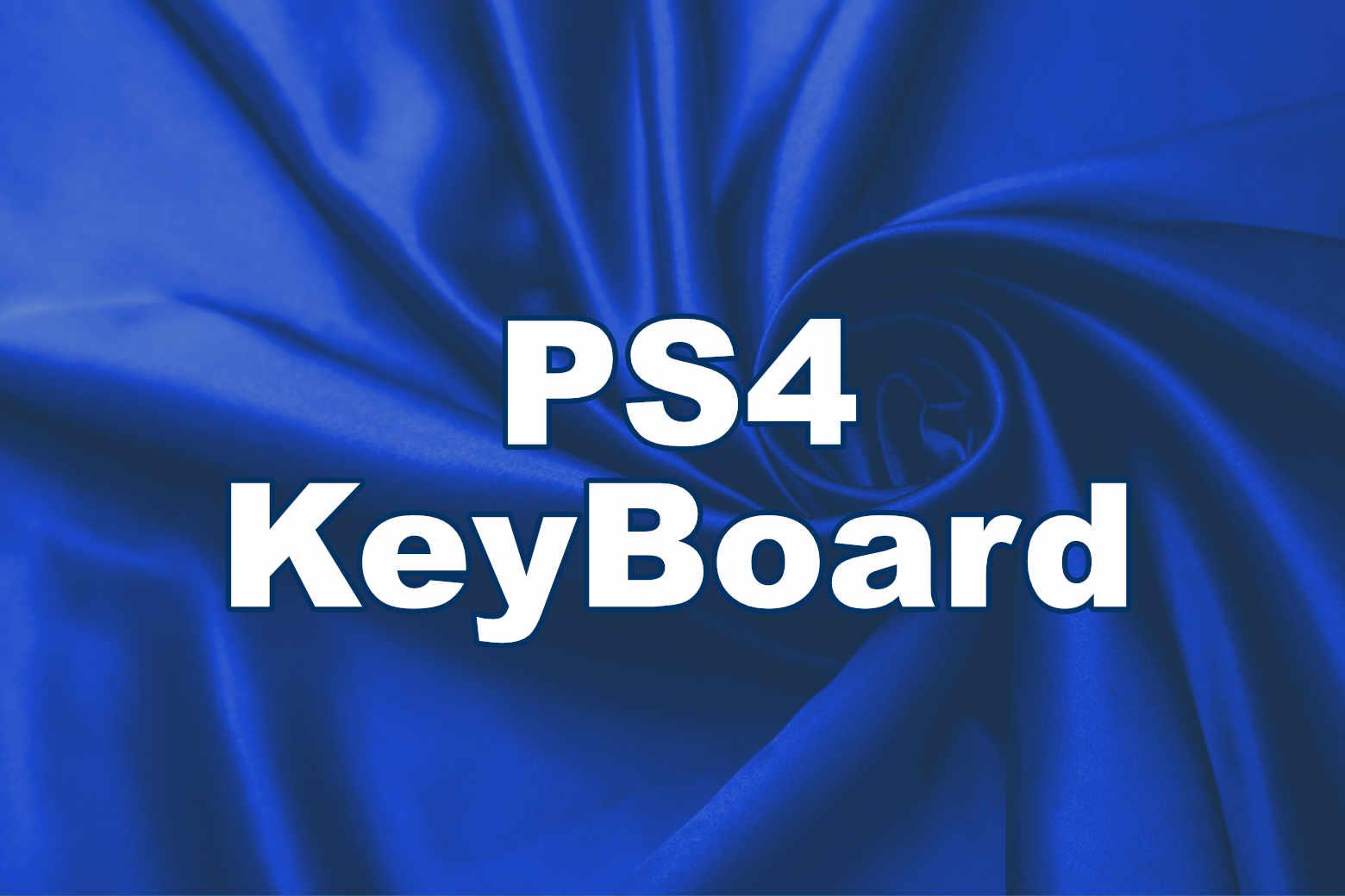 PS4にBluetooth(JETechで検証)とUSBキーボードをつなげる【PS4/Pro/やり方】