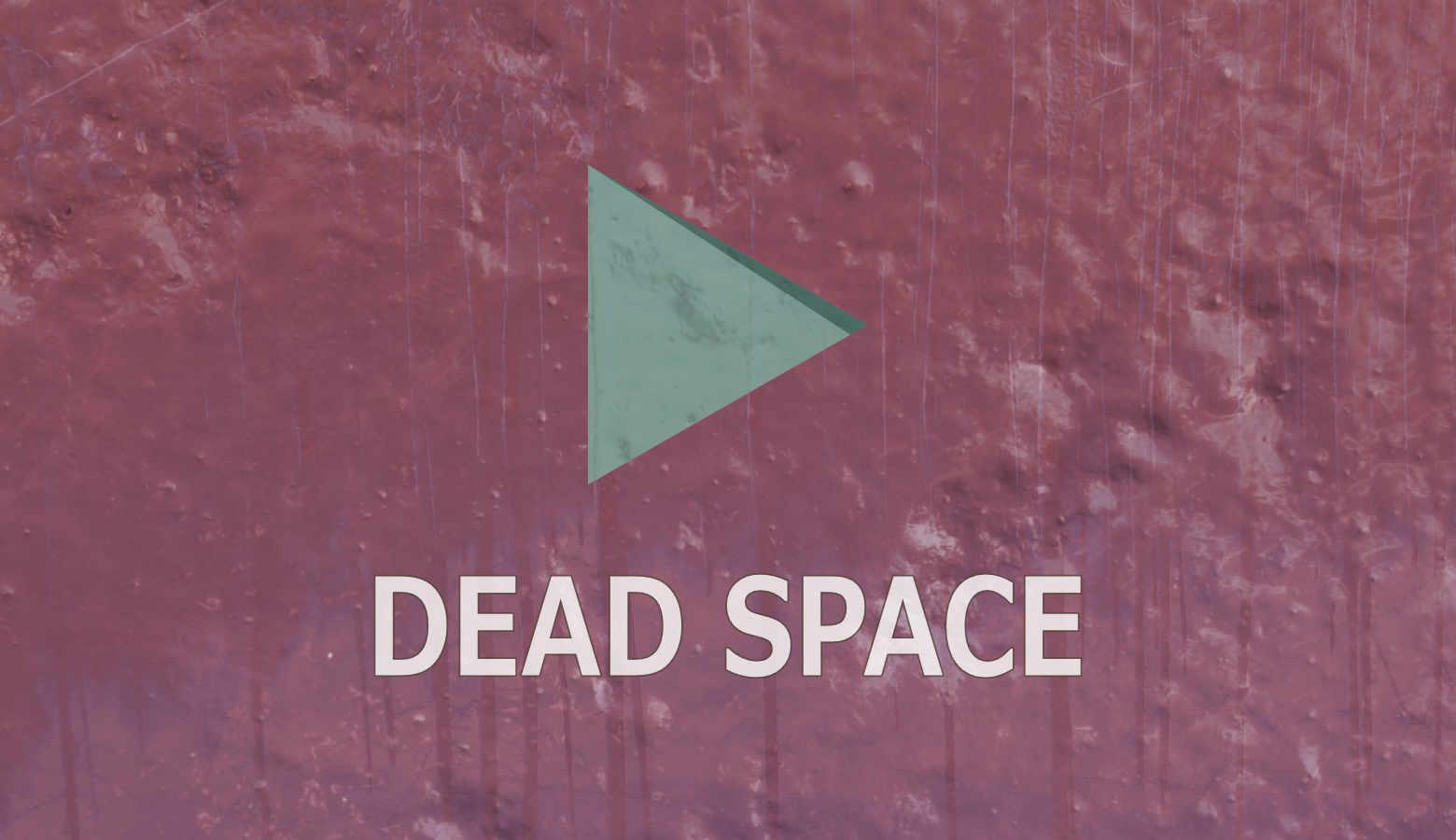 DEAD SPACE(デッドスペース)の実況プレイ:お正月はおせちを食べながら実況プレイを見よう!【YouTube】