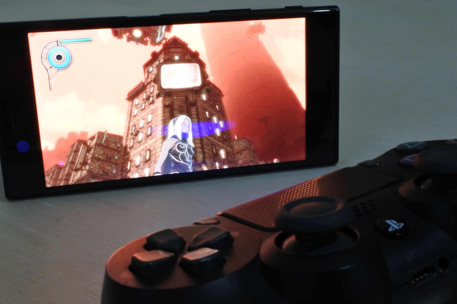 リモートプレイ:XperiaでPS4をリモートする方法とインプレ【PS4/Pro/Xperia/インプレ】