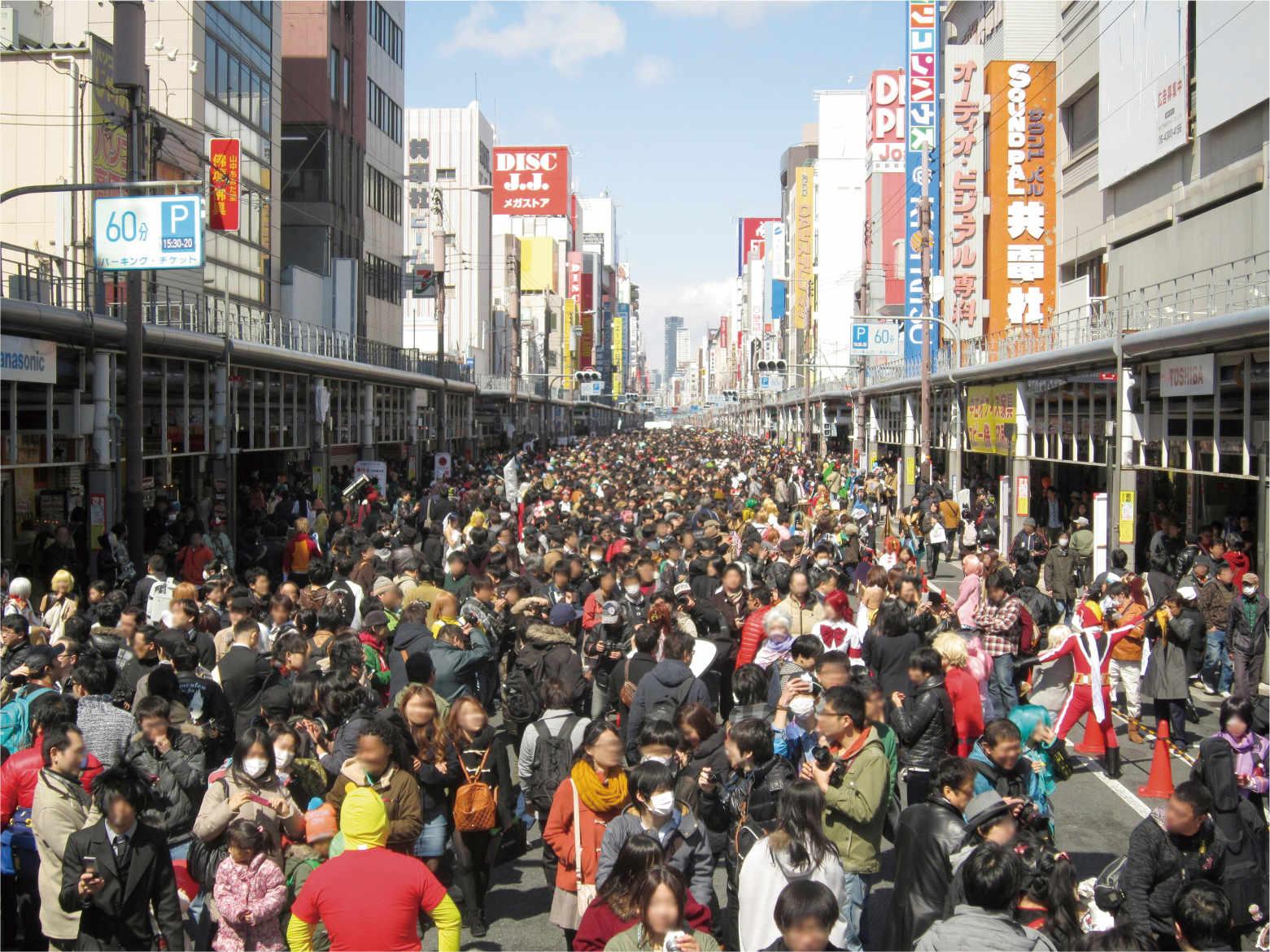 日本橋ストリートフェスタ2019
