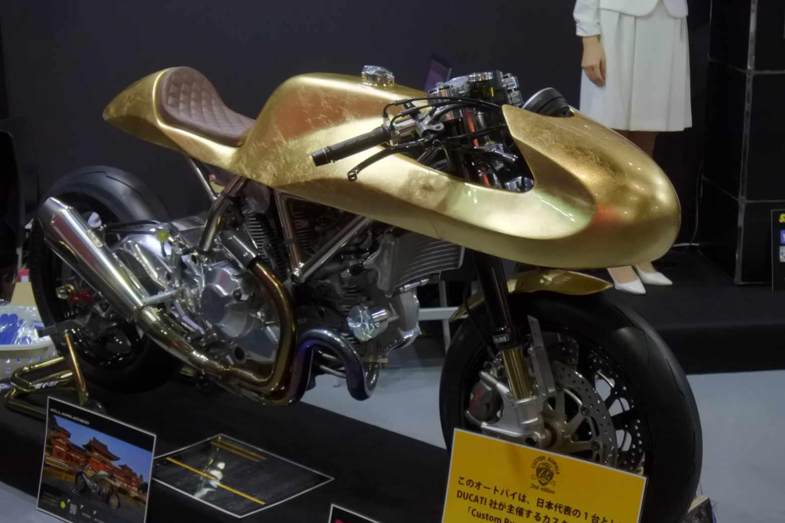 大阪モーターサイクルショー 2018に行ってきました【レポート】