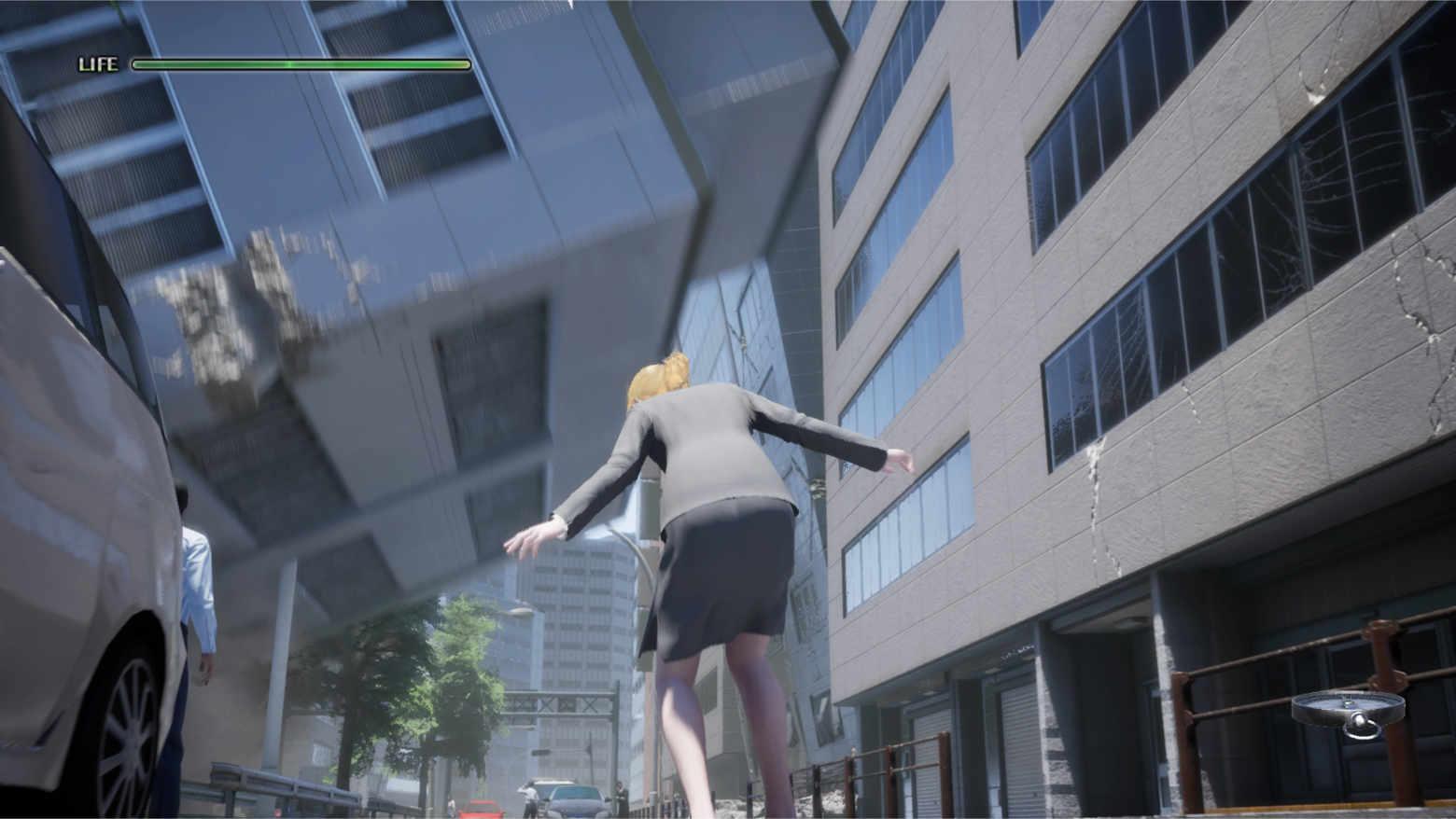 絶体絶命都市4Plus体験版のスクリーンショット