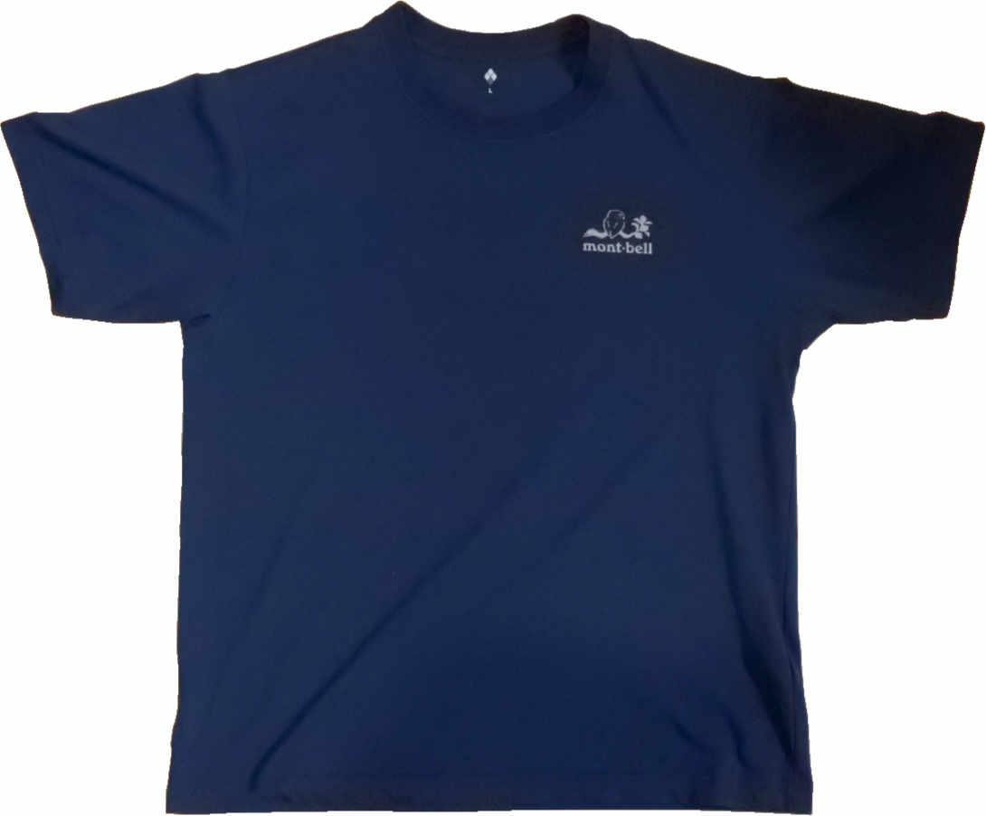 ウイックロンTシャツ
