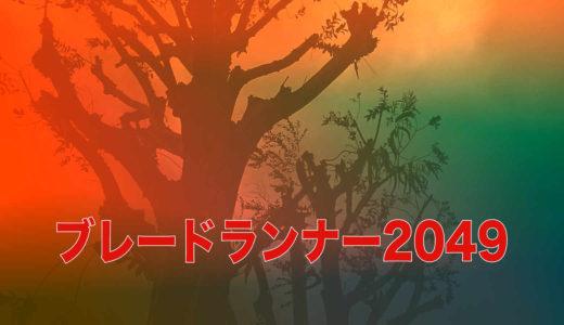 ブレードランナー2049:落ち着いてじっくり見たい映画【ネタバレ/レビュー】