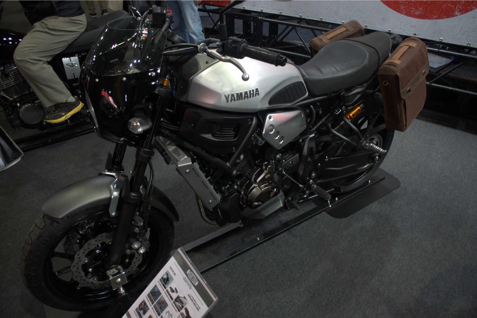大阪モーターサイクルショー2019‗XSR700