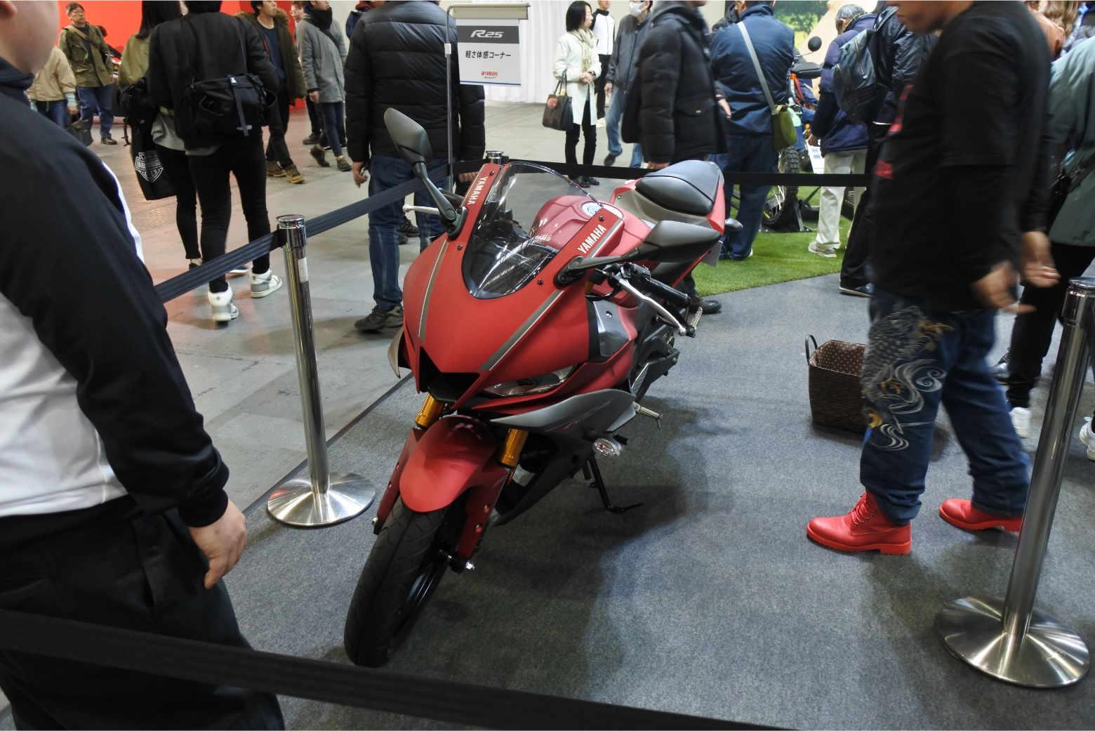 大阪モーターサイクルショー2019‗R25