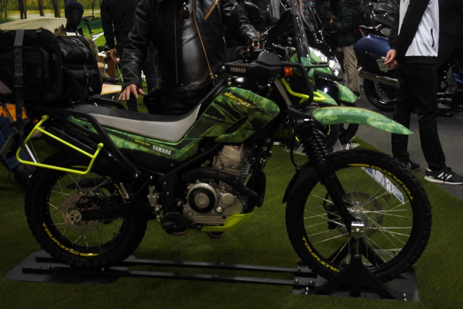 大阪モーターサイクルショー2019‗セロー