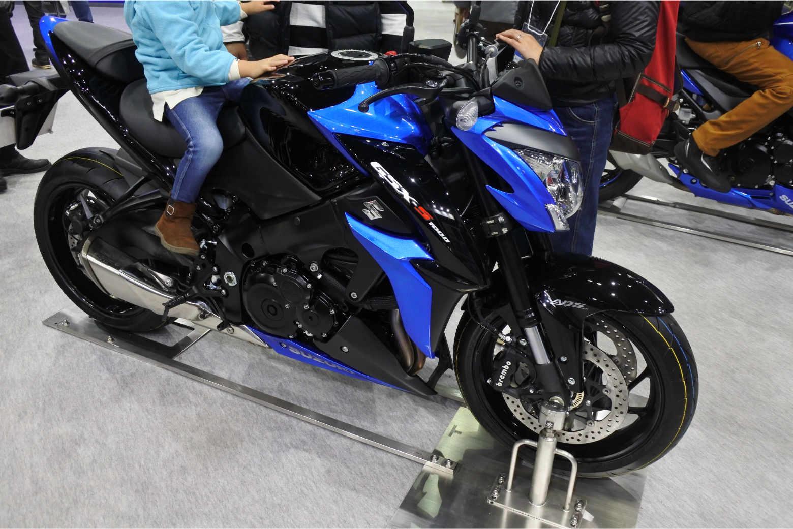 大阪モーターサイクルショー2019‗GSX-S1000