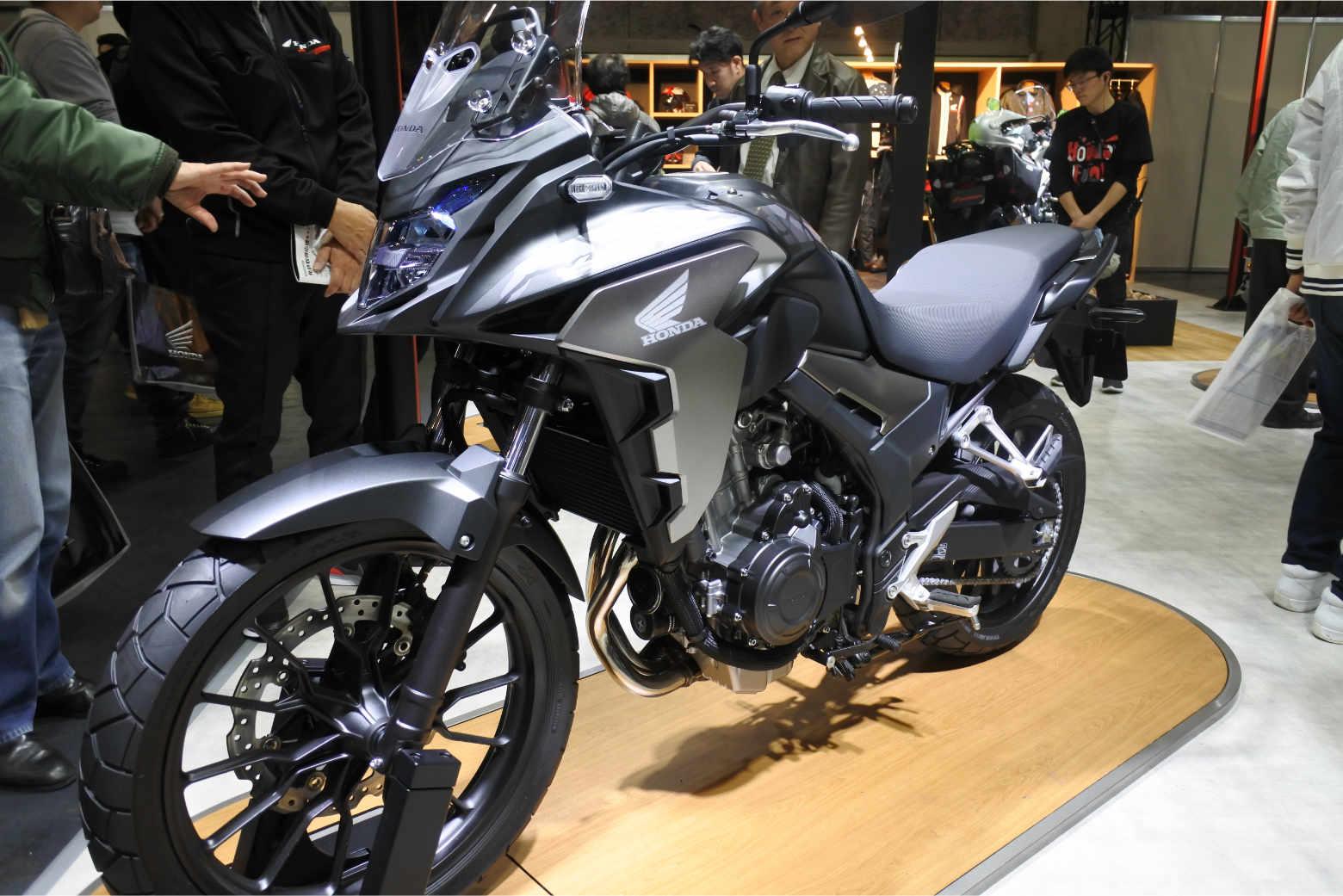 大阪モーターサイクルショー2019‗400X