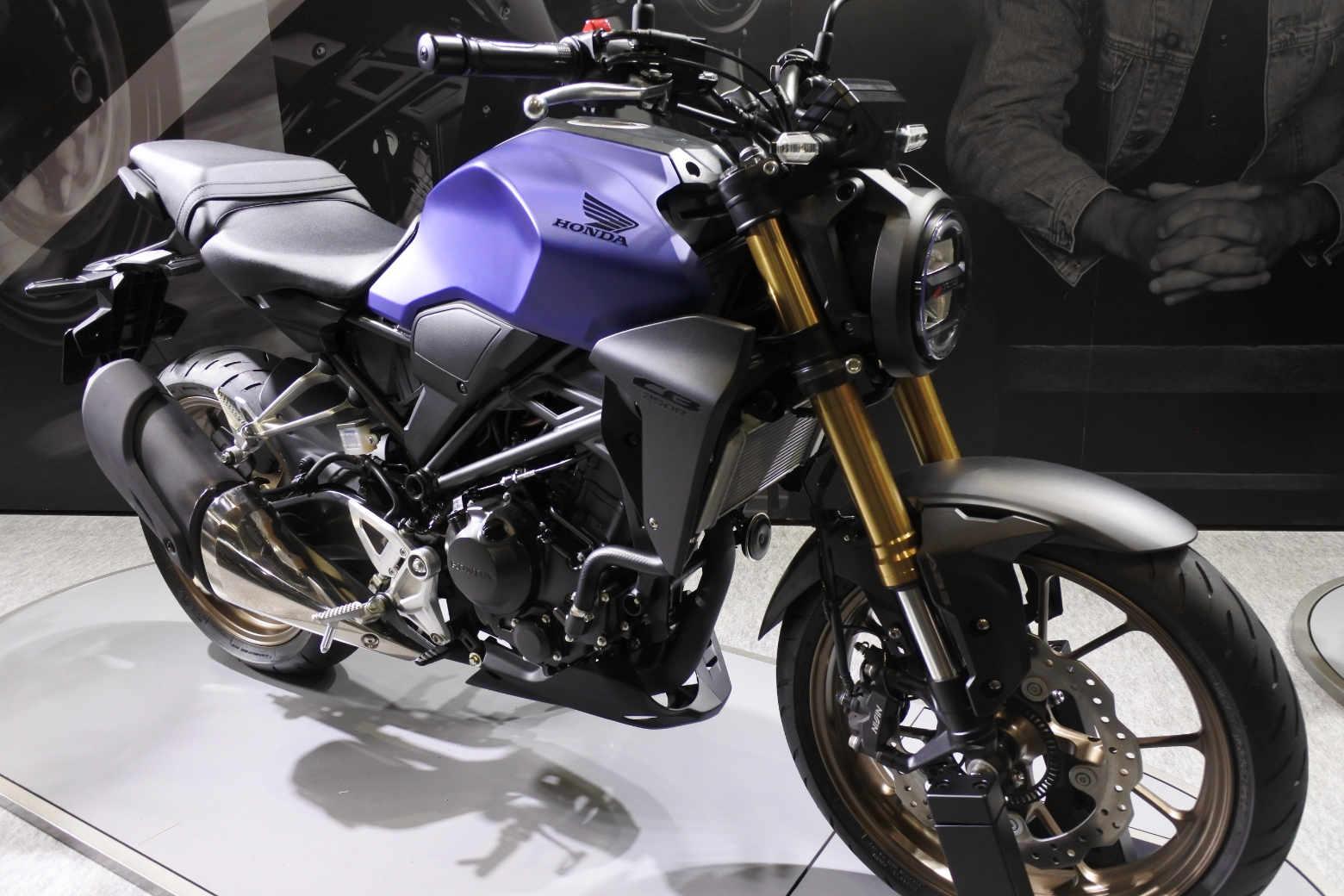 大阪モーターサイクルショー2019‗CB250R