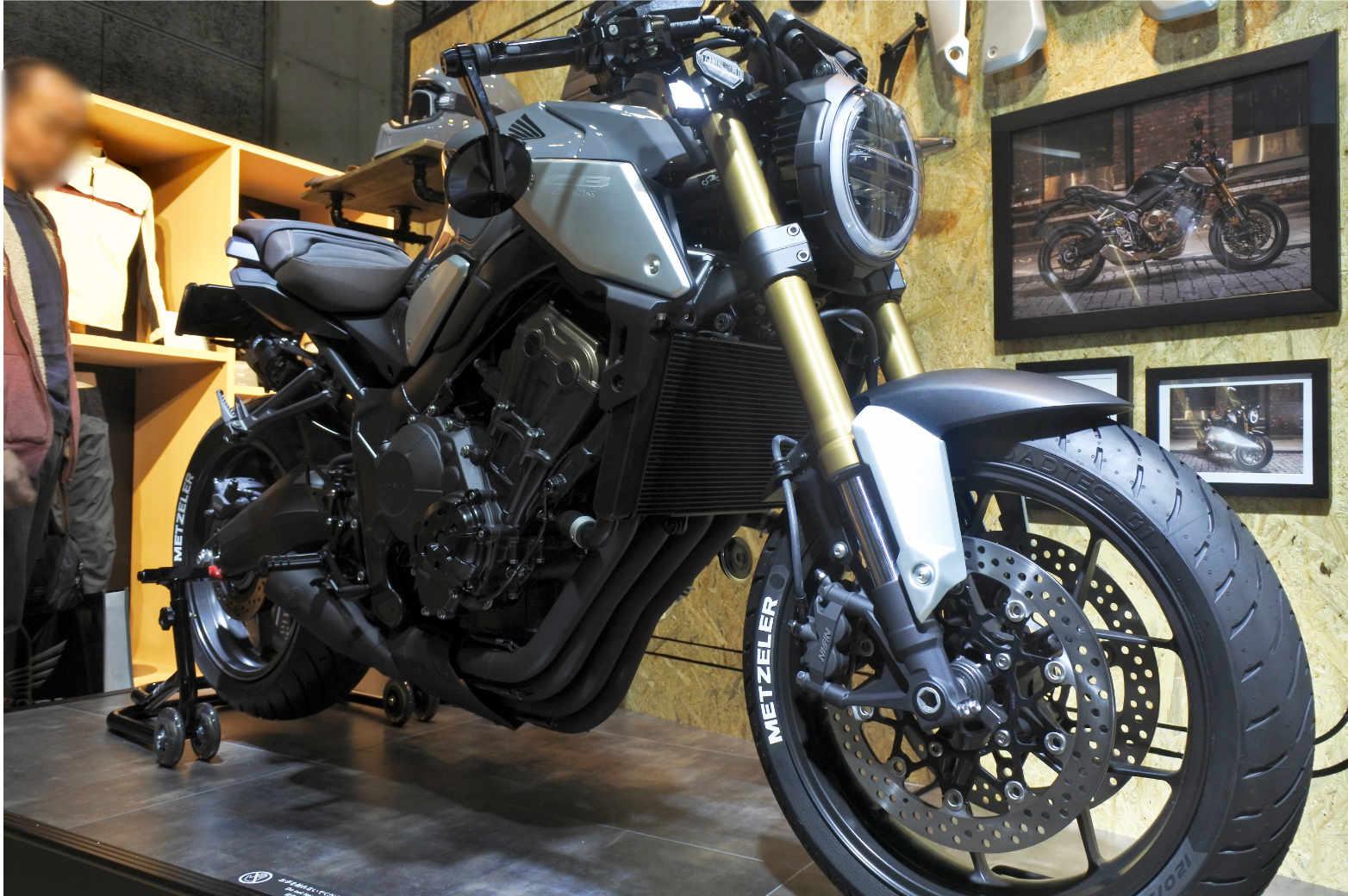 大阪モーターサイクルショー2019‗CB650R
