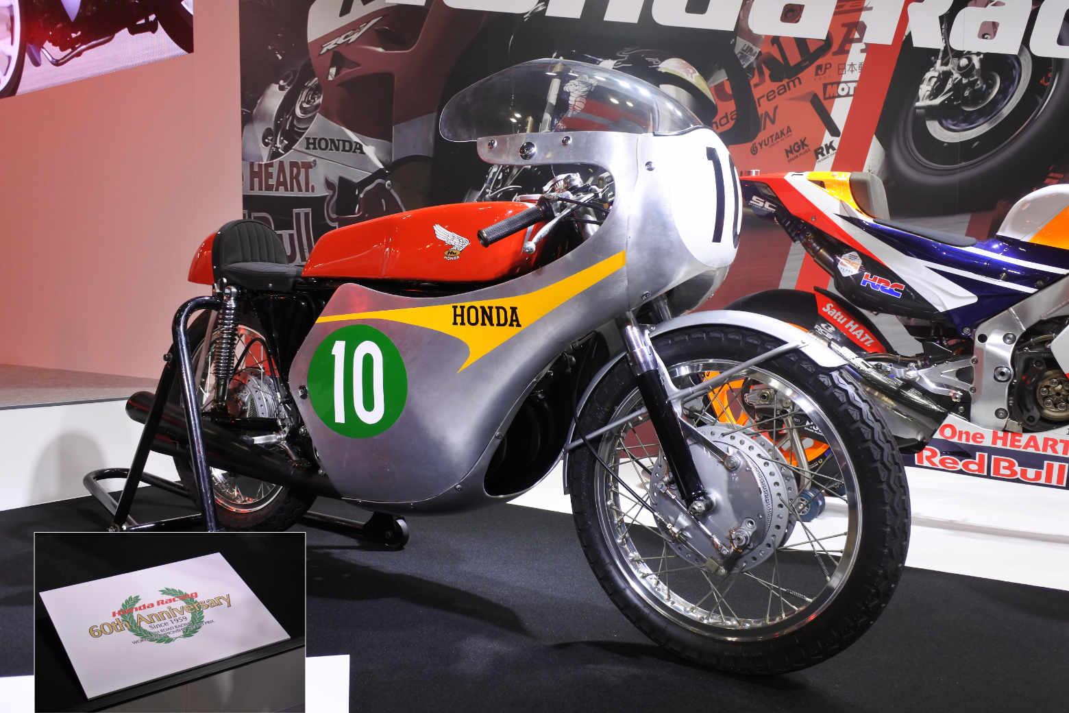 大阪モーターサイクルショー2019‗RC162