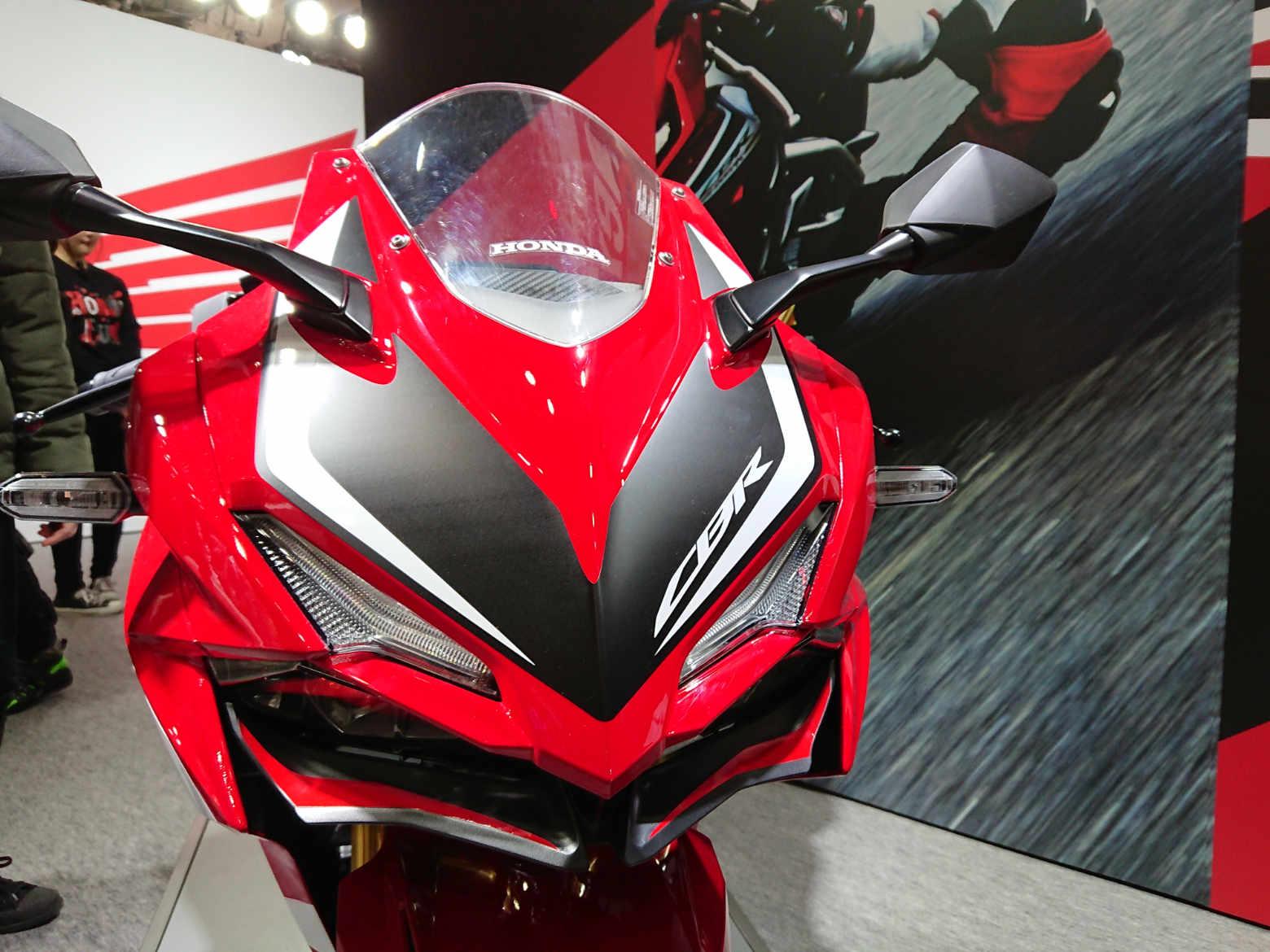 大阪モーターサイクルショー2019‗CBR250RR