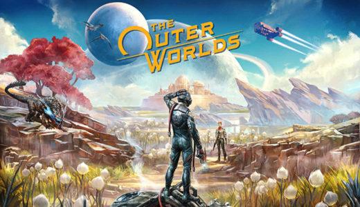 アウター•ワールド(THE OUTER WORLDS)まだプレイしていない人へ!ちょっと紹介。面白い!でも疲れる!?【PS4/レビュー】